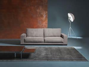 Picture of Alcor, linear loveseat