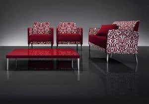 Picture of ART. 951 HOLLYWOOD SOFA, modern loveseat