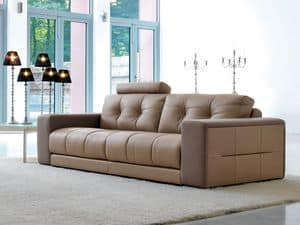 Picture of Baltimora E173, linear loveseats
