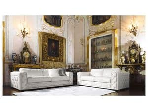 Picture of Boccaccio E125, linear loveseat