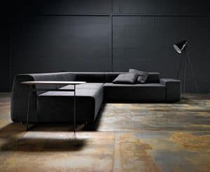 Picture of Domino, linear loveseat