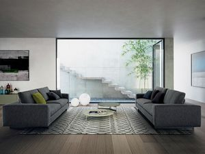 Picture of Duo, linear sofas