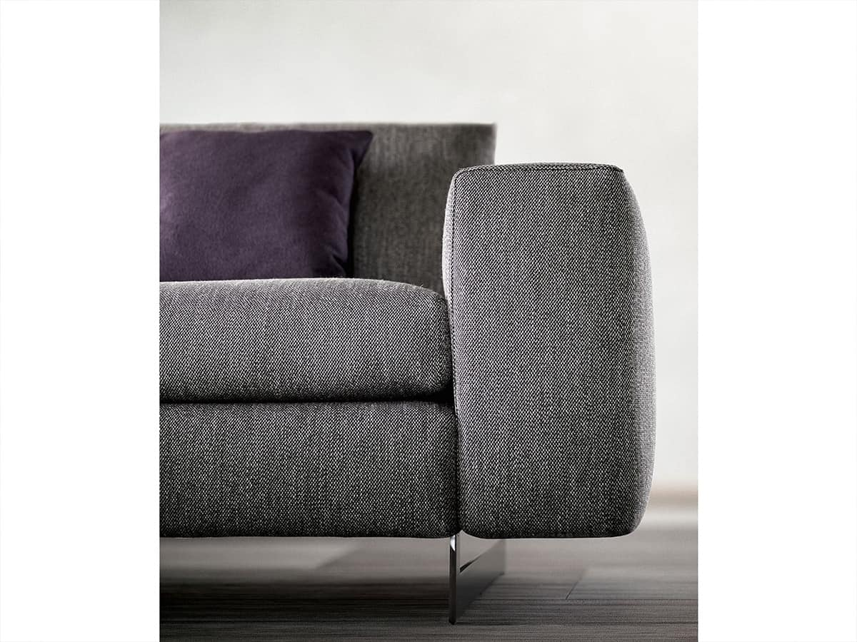 Linear sofas Duo