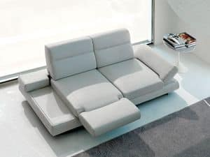 Picture of E-motion E193, linear loveseats