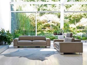 Picture of Espace B18, elegant loveseat