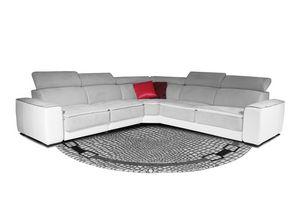 Falcon, Modular sofa, with large armrest