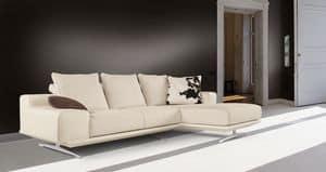 Fusion sofa, Sofa with peninsula, modern design