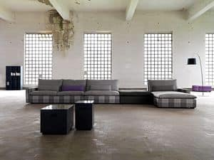 Picture of Henri, linear sofa