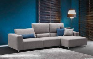Horizon, Sofa with comfort adjustment