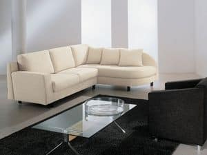 Picture of Incontro corner, elegant sofas