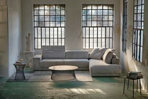 Marshall, Sofa with reclining headrest