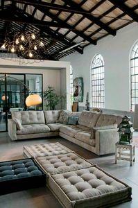 Mexico, Nubuck leather sofa