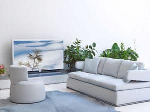Picture of Miami E161, modern loveseat