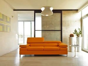 Picture of Montecarlo E150, linear sofa