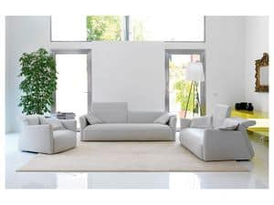 Picture of Mood E187, elegant sofas