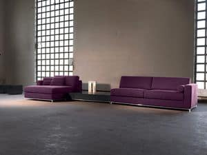Picture of Newmann 40, linear sofa
