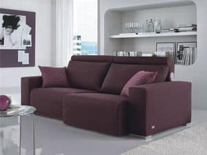 Picture of Oceano, elegant sofa