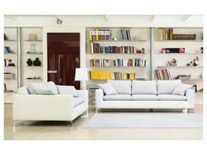 Picture of Omega E167, elegant sofa