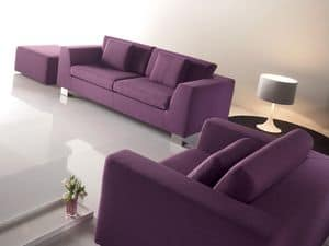 Picture of One 2p 3p, linear sofas