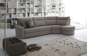 Picture of Opium, linear sofas