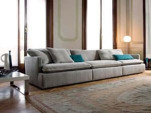 Picture of Paramount, modern loveseat