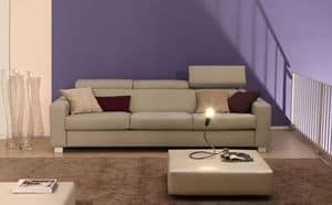 Picture of Rialto, linear loveseats