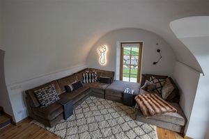 San Moriz sofa, Contemporary sofa made to measure