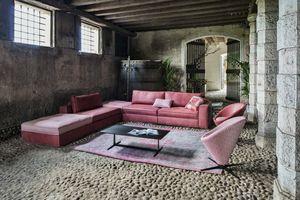 Sandy-C, Sectional leather sofa