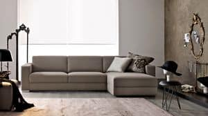 Picture of Secret, linear loveseat