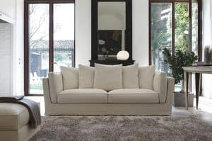 Picture of Soprano Soft, linear loveseats