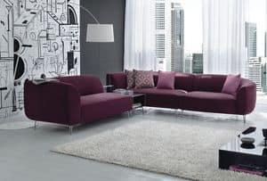 Picture of Vele, elegant sofa