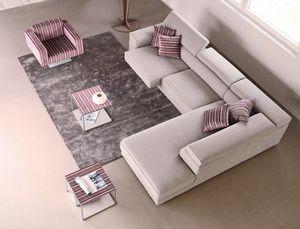 Vilnius, Sofa with comfort mechanism