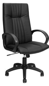High calipso, Presidential armchair, with lockable swinging mechanism