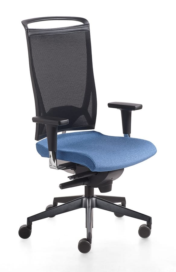 Korium, Task chair for office, with wheels
