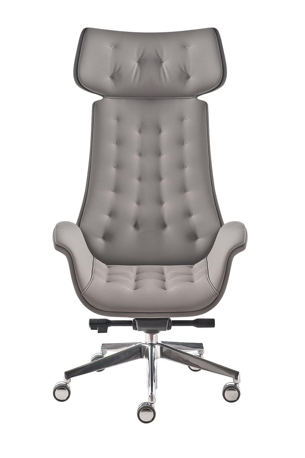 Executive office armchair, quilted padding | IDFdesign