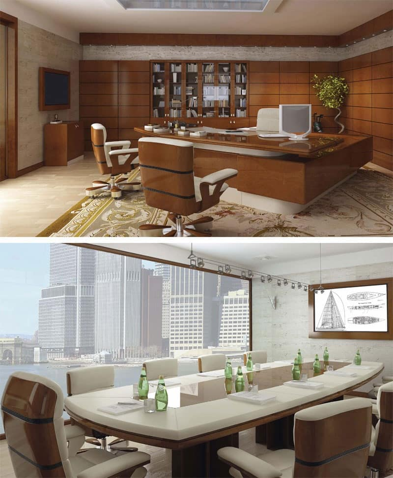Office furnishing solution Luxury office | IDFdesign