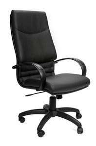 Venus tall, Ergonomic chair for presidential office