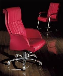 Picture of Wave 2, chairs with castors