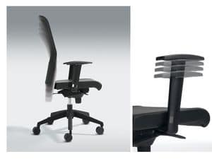 Picture of Air 01, office chairs with castors