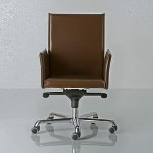 Picture of Alfa armchair swivel high 25.0012, office chair