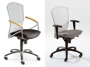 Picture of Calibrarete, metal office chairs