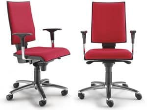 Picture of LINK LK41RC, chair with adjustable seat