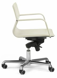 Picture of Lybra swivel chair with armrests 10.0170, ergonomic office chair