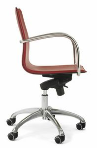 Picture of Micad swivel chair with armrests 10.0142, modern office chair