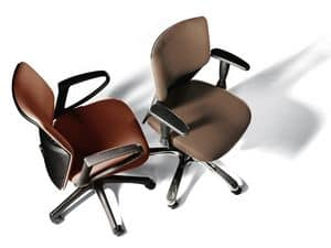 Picture of Movistar, metal office chair