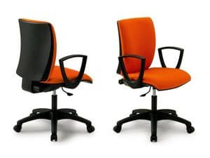 Picture of Sprint 17977-N, economic office chairs