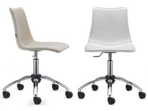 Picture of Zebra Pop with wheels, modern office chairs