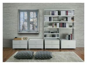 Picture of Big drawer unit, resistant chest of drawers for office