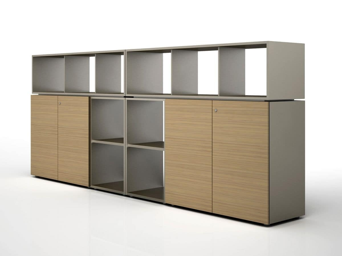 Office Storage Units Case Unit Operational Modular System For U
