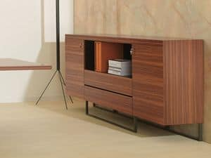 Picture of Deck office storage unit 1, suitable for office